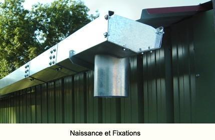 Eavestrough manufacturer Clermont-Ferrand Limoges